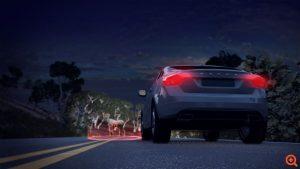 Οδηγηση τη Νυχτα